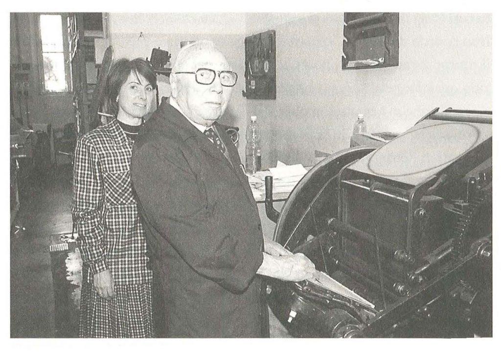 Giulia e Torribio Marioni