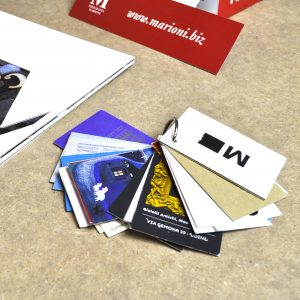 biglietti da visita - Tipografia marioni udine
